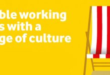 flexible workings starts with a change of culture