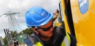manual worker in hard hat
