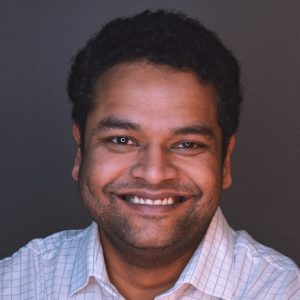 Headshot Appu Shaji CEO & Founder, Mobius Labs