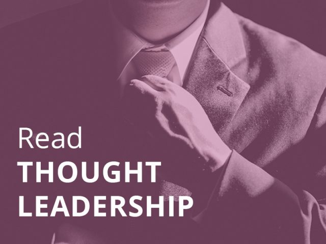 Read| Thought leadership content