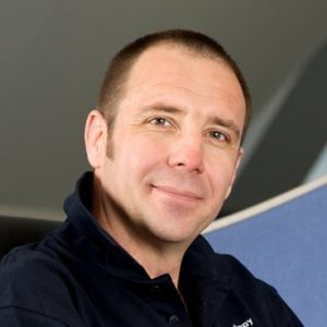 Headshot Richard Blanford CEO Fordway