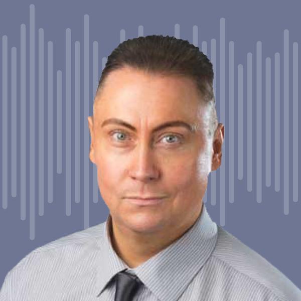 Headshot Jon Cosson CTO JM Finn