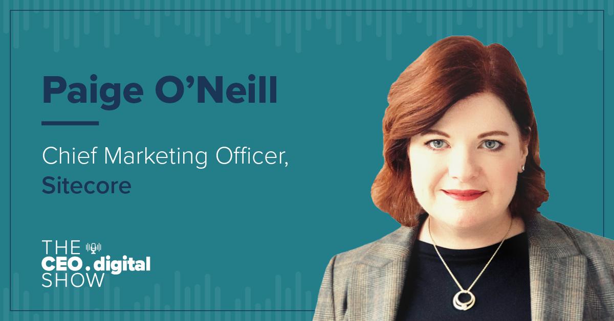 Paige O'Neill on The CEO.digital Show